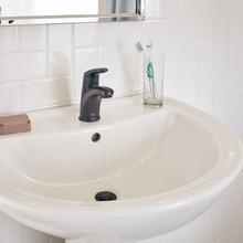 Colony Pro Single-Handle Bathroom Faucet - Legacy Bronze