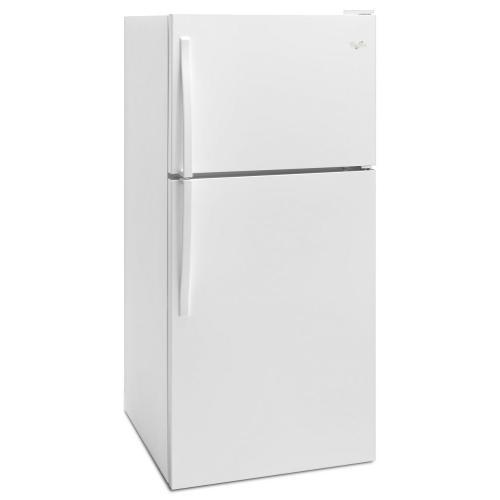 "Whirlpool Canada - Whirlpool® 30"" Wide Top-Freezer Refrigerator with Flexi-Slide™ Bin"