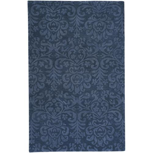 Filigree Indigo Hand Tufted Rugs