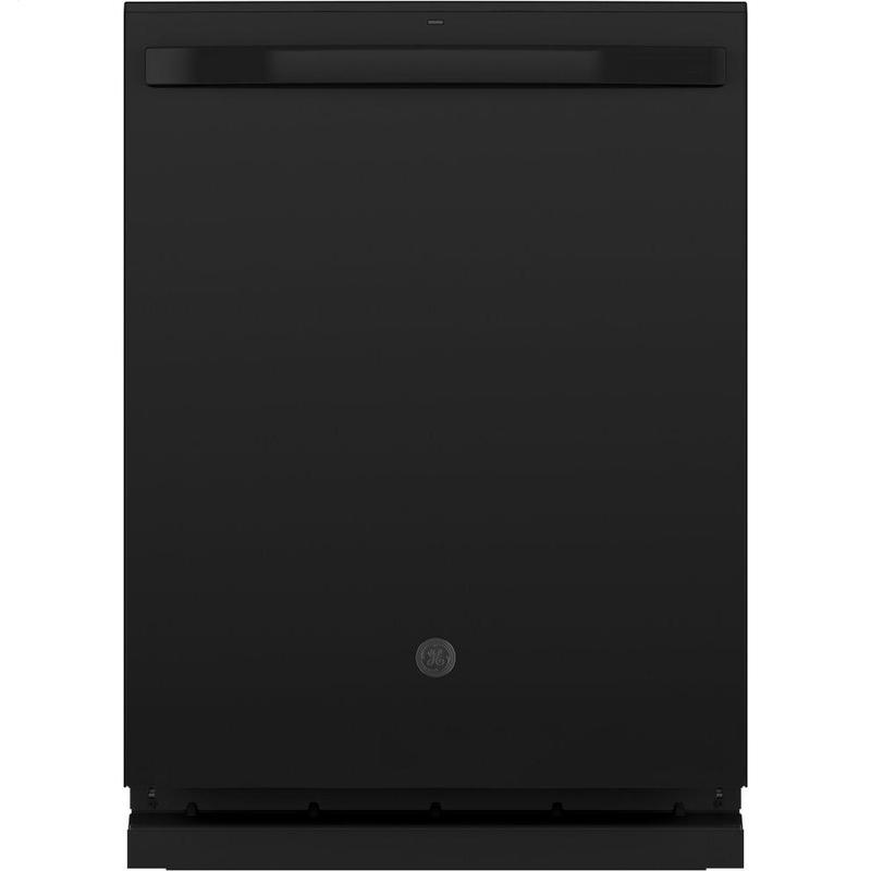 GE® Top Control with Stainless Steel Interior Dishwasher with Sanitize Cycle & Dry Boost with Fan Assist