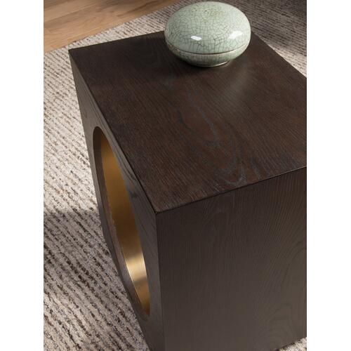 Verbatim Rectangular End Table