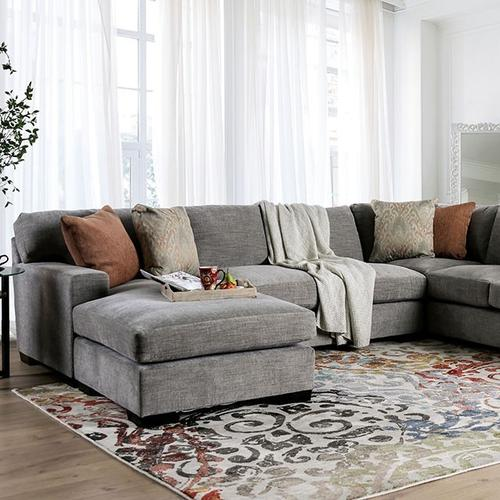 Furniture of America - Sectional Ferndale