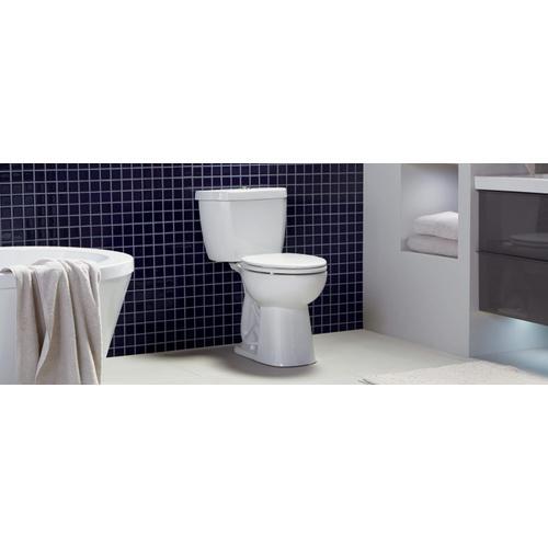 "Niagara - The Original - 0.5/0.95 GPF Dual Flush 12"" Elongated Toilet"