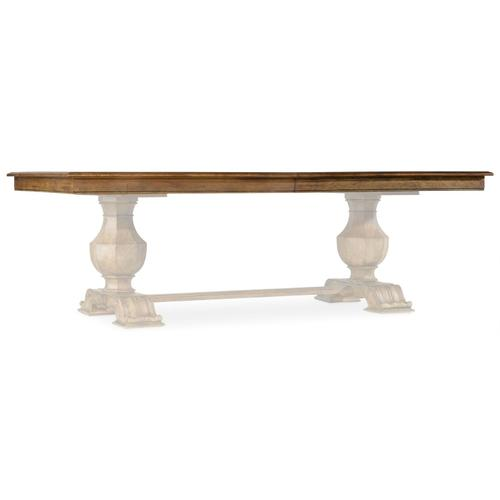 Dining Room Sanctuary Rectangle Trestle Table Top