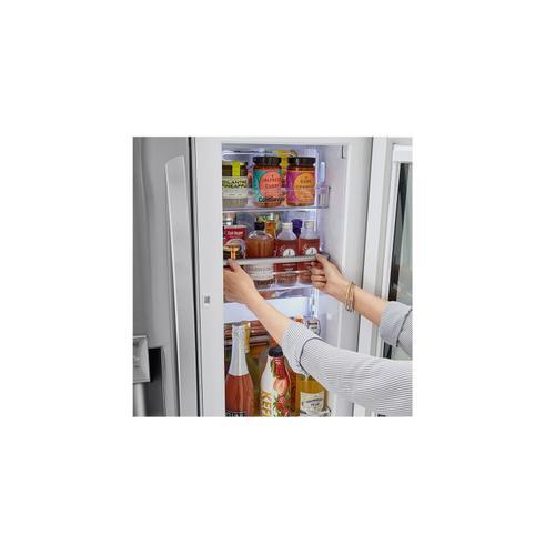 LG Canada - 36'' InstaView Door-in-Door® with Craft Ice Maker
