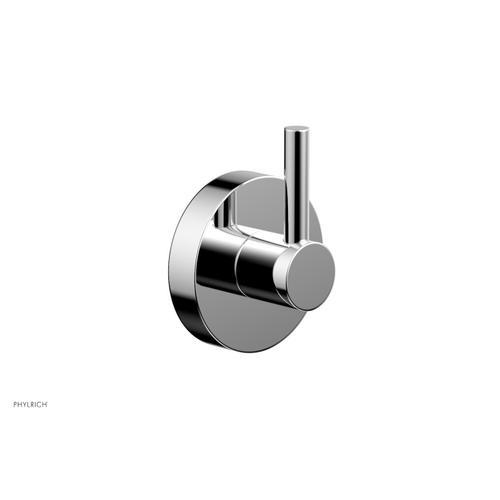 BASIC  BASIC II Robe Hook DB10 - Polished Chrome