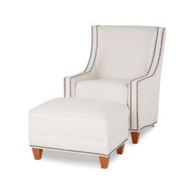 Amelia Ottoman & 930 Chair