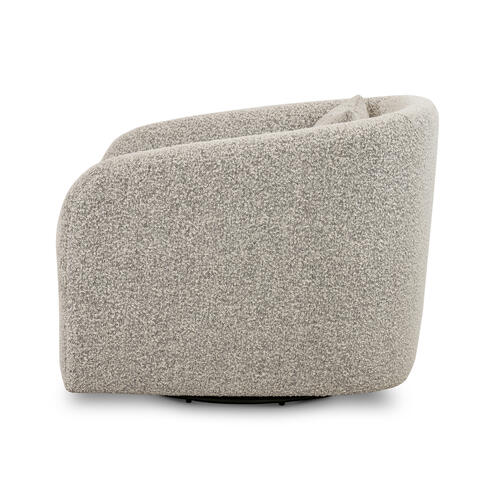 Knoll Domino Cover Topanga Swivel Chair