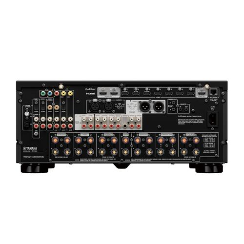 Yamaha - RX-A8A AVENTAGE 11.2-Channel AV Receiver with 8K HDMI and MusicCast
