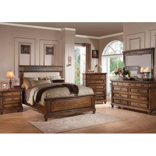 Acme Furniture Inc - Arielle Cal King Bed