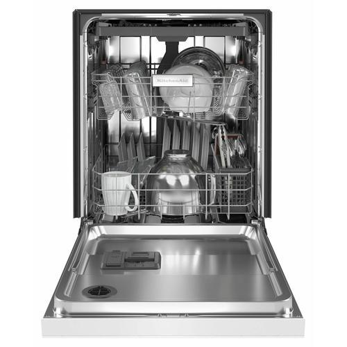 KitchenAid Canada - KitchenAid® 39 dBA Dishwasher with Third Level Utensil Rack - White