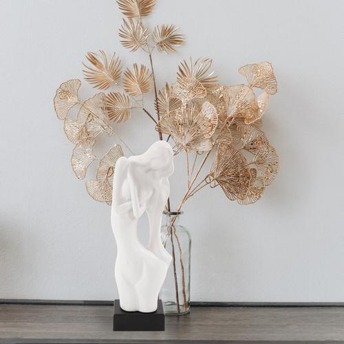 Howard Elliott - Colette Ceramic Woman Sculpture Decor
