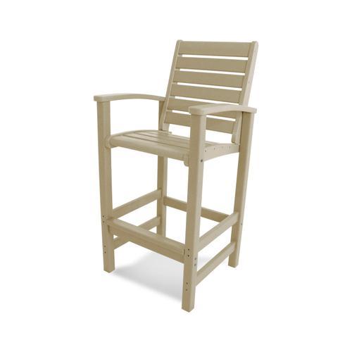 Sand Signature Bar Chair