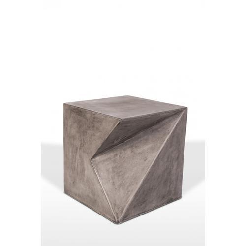 VIG Furniture - Modrest Bryn Modern Concrete Stool