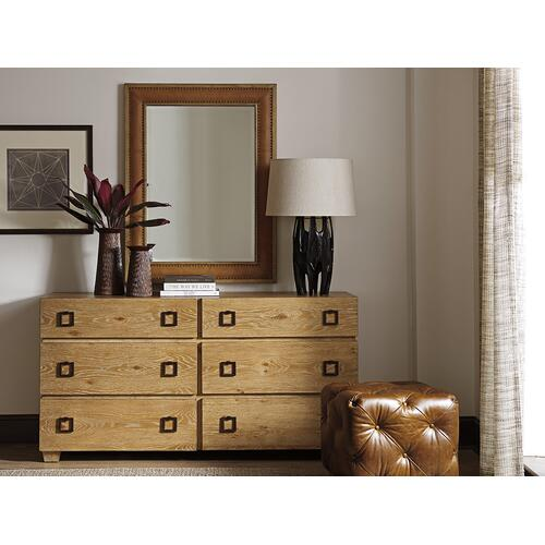 Armiston Double Dresser