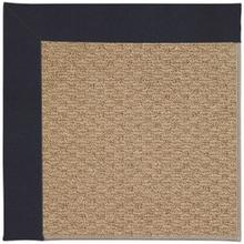 "Creative Concepts-Raffia Canvas Navy - Rectangle - 24"" x 36"""