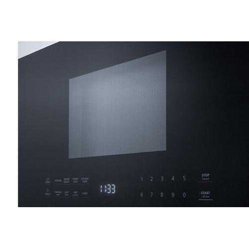 "24"" Wide Over-the-range Microwave"