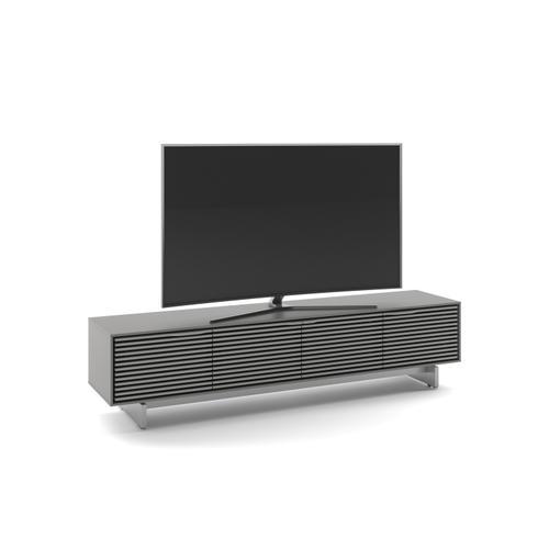BDI Furniture - Align 7473 Media + Storage Console in Fog Grey Media Base