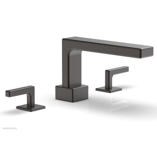 MIX Deck Tub Set - Lever Handles 290-41 - Oil Rubbed Bronze