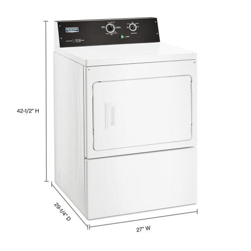 Gallery - 7.4 cu. ft. Commercial-Grade Residential Dryer