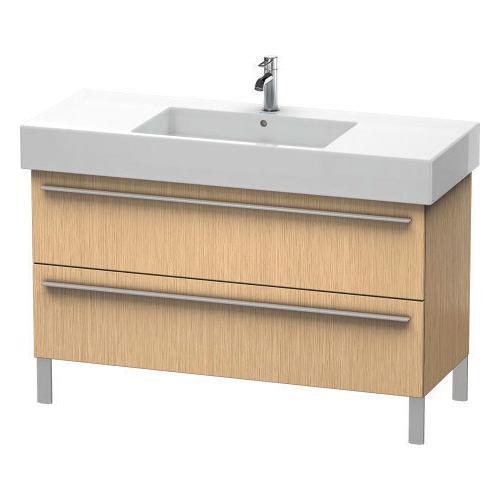 Product Image - Vanity Unit Floorstanding, Brushed Oak (real Wood Veneer)