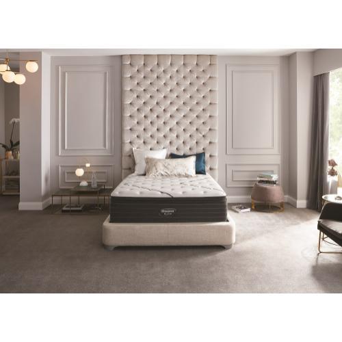 Beautyrest Black - Beautyrest Black - L-Class - Plush - Pillow Top - Queen