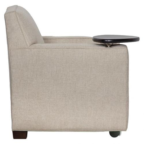 Fairfield - Lounge Chair with Tablet, Cupholder