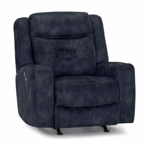 Franklin Furniture - 4746 Quantum Fabric Recliner