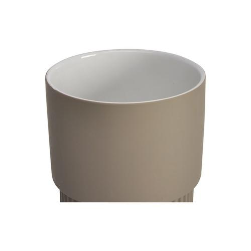 Moe's Home Collection - Zoo Planter 7in Grey