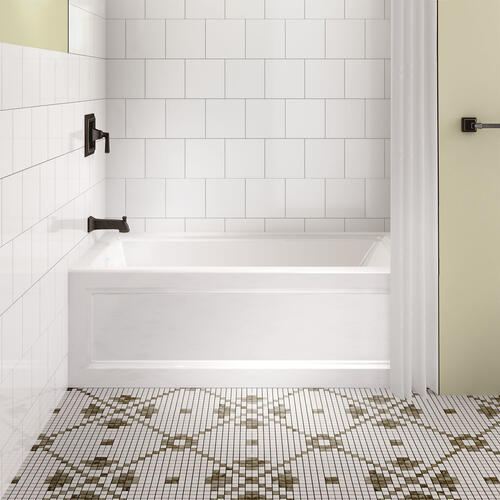 American Standard - Town Square S 60x32-inch Bathtub  American Standard - White