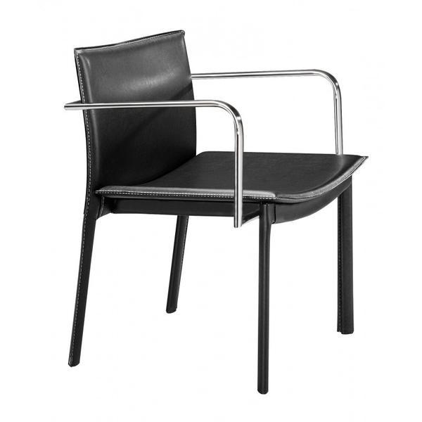 See Details - Gekko Conference Chair Black