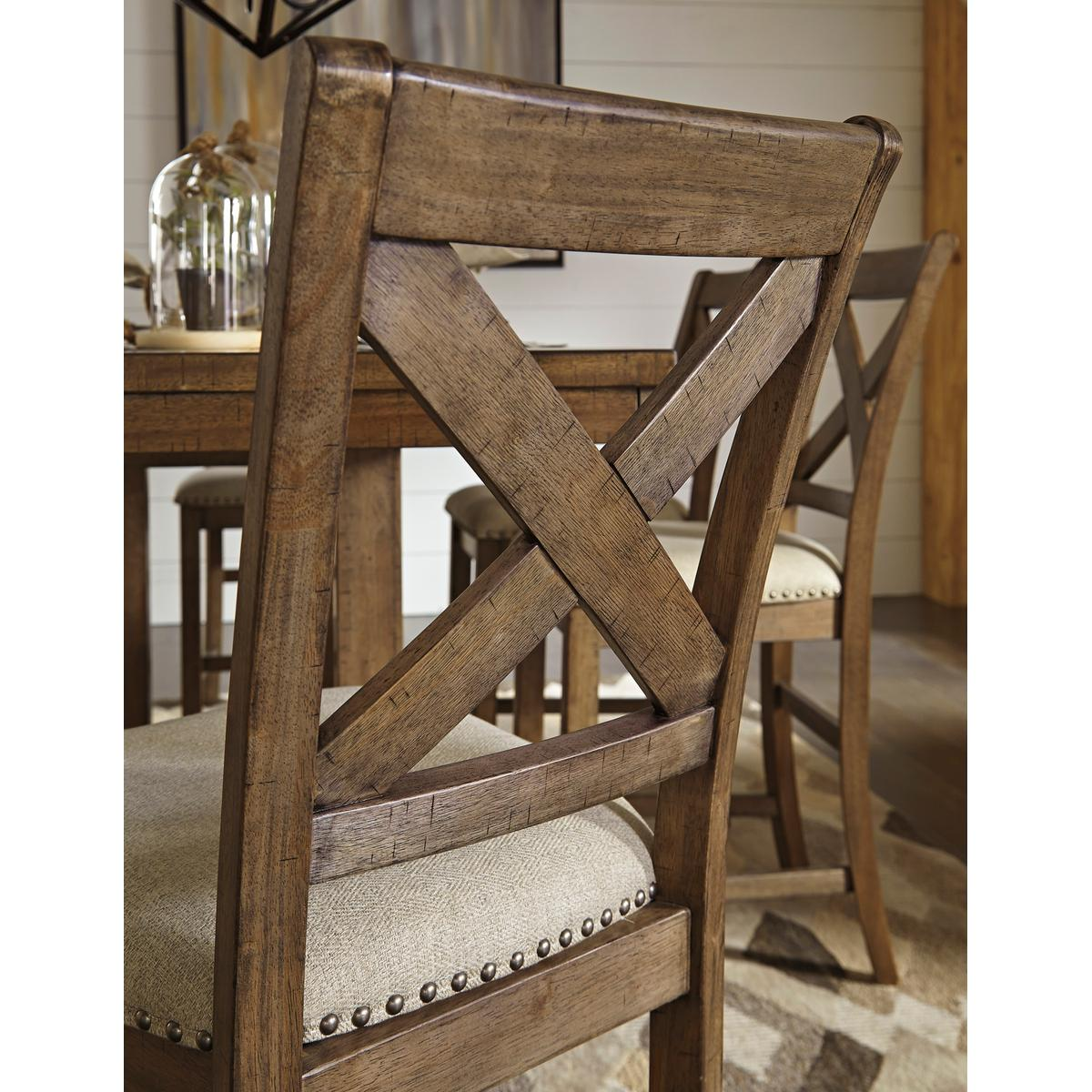 See Details - 2-piece Bar Stool Package