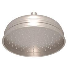View Product - 8 Inch Bordano Rain Anti-Calcium Showerhead - Satin Nickel