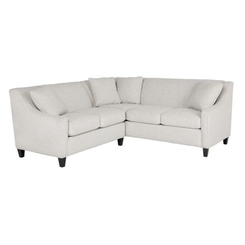 Gallery - Just Your Style II Sectional with Slope Arm