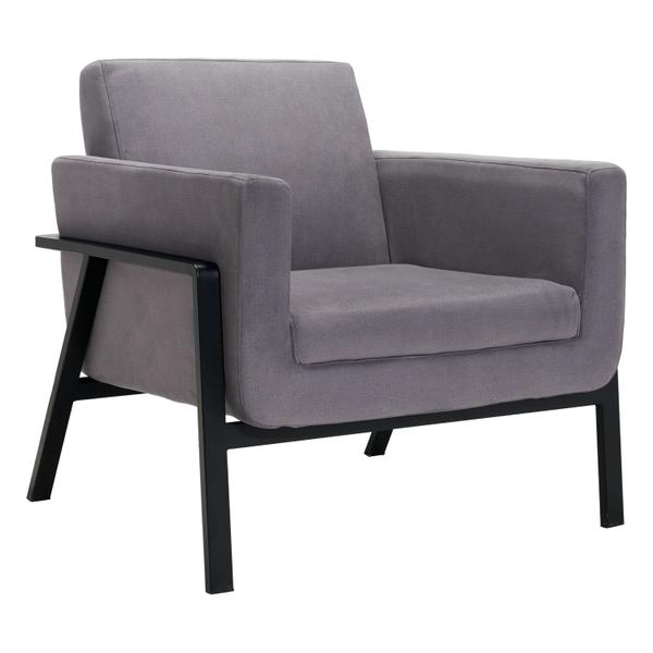 See Details - Homestead Lounge Chair Gray