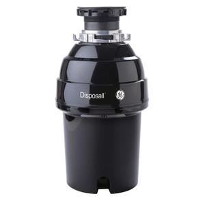 GE®1 HP Continuous Feed Garbage Disposer Non-Corded