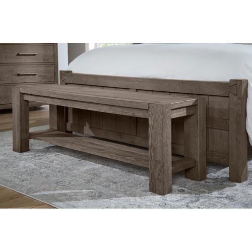 Vaughan-Bassett - Dovetail Bench