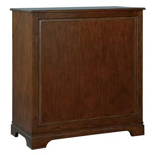 See Details - 695-203 Good Cheer Wine & Bar Cabinet
