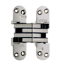 View Product - Model 218 Invisible Hinge Bright Nickel