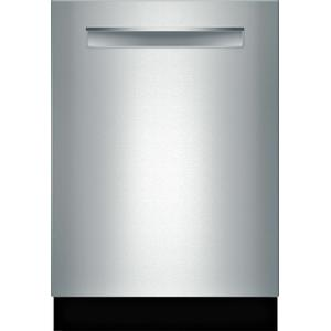 800 Series Dishwasher 24'' Stainless steel SHP878ZD5N Product Image