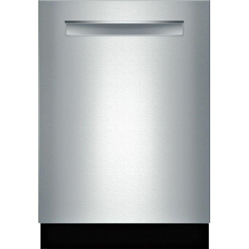 Bosch 800 Series Dishwasher 24in Stainless steel SHPM78Z55N