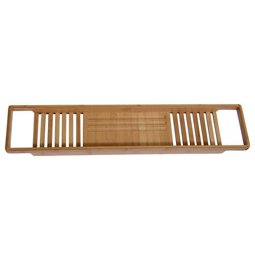 "29"" Bamboo Tub Caddy Shelf"