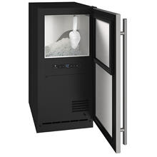 "Anb115 / Anp115 15"" Nugget Ice Machine With Stainless Solid Finish, Yes (115 V/60 Hz Volts /60 Hz Hz)"