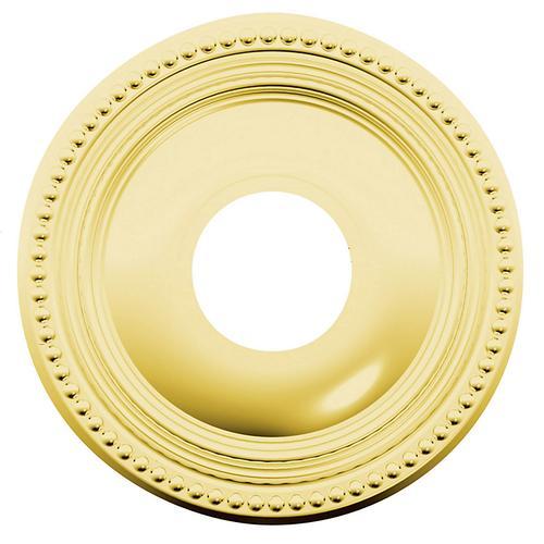 Baldwin - Lifetime Polished Brass R008 Estate Rose