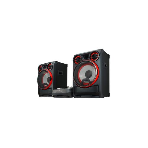 LG Xboom Ck99 5000w Hi-fi Entertainment System With Karaoke Creator