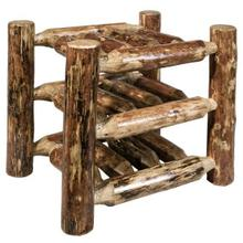 See Details - Glacier Country Collection Countertop Wine Rack