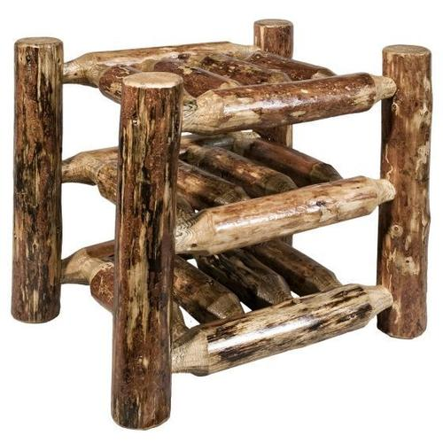 Montana Woodworks - Glacier Country Collection Countertop Wine Rack