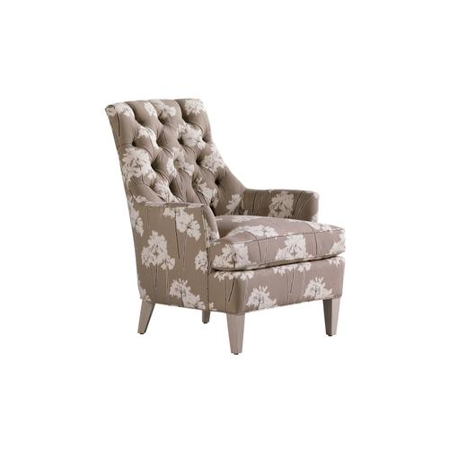 113-T HOLLANS TUFTED CHAIR