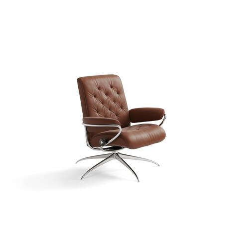 Stressless By Ekornes - Stressless Metro Low Back Star Base Chair