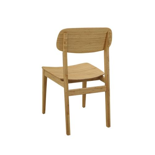 Greenington Fine Bamboo Furniture - Currant Chair, Caramelized, (Set of 2)